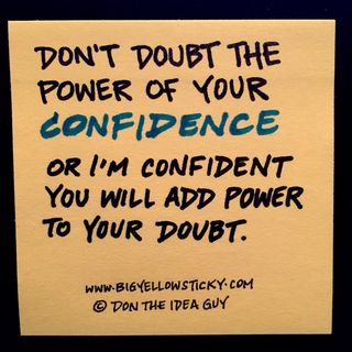 Don't Doubt : BYS 176