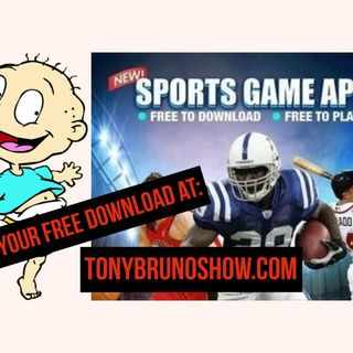 #BrunoNation LIVE 9/14 - Hr2 - Tommy Pickles & who stole the Kishka