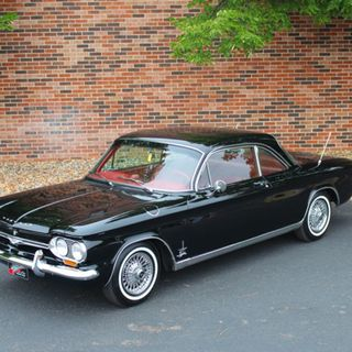 """Day dreaming of owning one of the """"deadliest"""" cars in history, the Chevy Corvair (@20:00) 