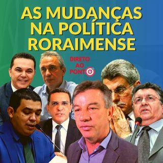 O tsunâmi de mudanças na Assembleia Legislativa e as derrotas de Jucá e Jalser na justiça