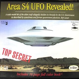 Beyond the Terrestrial State of Fear - The Bob Lazar Debate