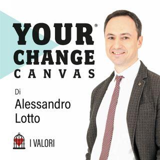 Your Change Canvas • Carta 2C - I Valori