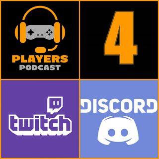 "Players Podcast: ARRANCAMOS la 4ª Temporada ""Directo"" (Discord, Twitch)"