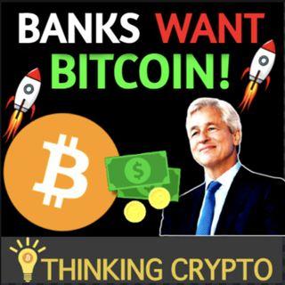 BNY Mellon To launch Crypto Custody & SEC Bitcoin ETP Approval Soon!