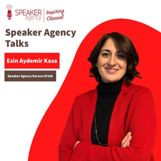Esin Aydemir Kasa I Speaker Agency Talks