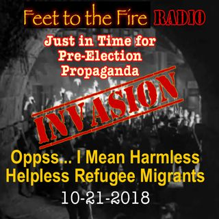 F2F Radio 181021 - Mob Invasion