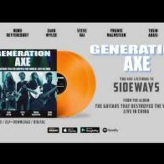 Especial GENERATION AXE CHINA ROLL AND SHRED 2019 Classicos do Rock Podcast #GenerationAxe #ChinaRollAndShreds #sdcc #marvelsdcc #twd #bll