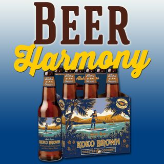 Kona Brewing Company Koko Brown