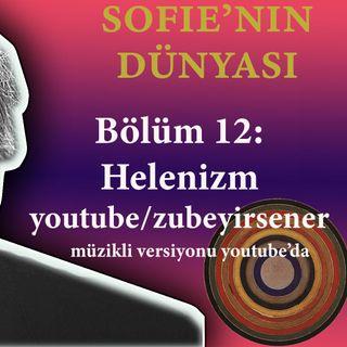 Sesli Kitap - Sofie'nin Dünyası - 12. Bölüm: Helenizm