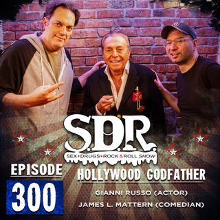 Gianni Russo & James L. Mattern (Actor & Comedian) - Hollywood Godfather