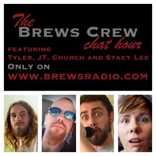Brews Crew Chat Hour Ep. 1 - 08-09-20