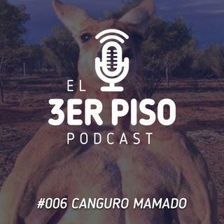 #006 Canguro mamado