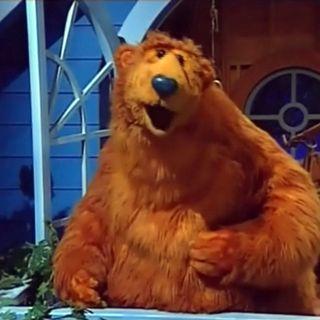 "RADIO GIAFFY - 07/05/19 ""Caillou - Bear nella grande casa blu"""