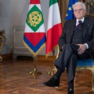 """Primo Maggio, Mattarella: """"Ripartire senza dimenticare l'angoscia degli ultimi mesi"""""""