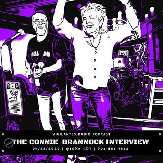 The Connie Brannock Interview.