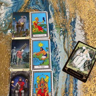 Pisces Love Reading - Nita Scott Infinite Truthseekers Tarot