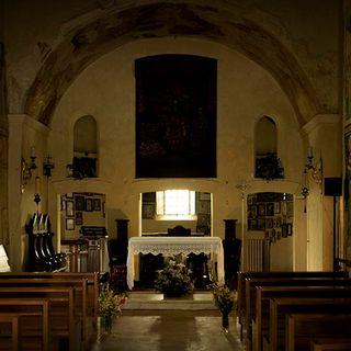 79 - Il santuario della Madonna delle Grazie di Rasiglia