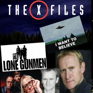 Sep 20 with Dean Haglund of the X Files and The Lone Gunmen