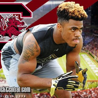 Commit 'Cast: Wes Mitchell - What does Jamyest Williams mean to Gamecocks?