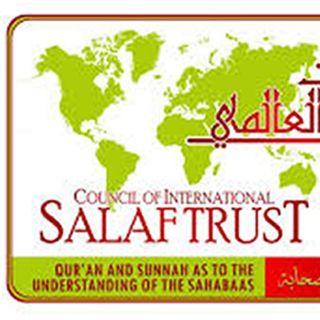 Council of Int. Salaf Trust