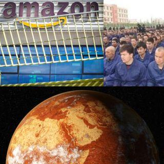 Sciopero Amazon, Cina sanziona UE e l'aria finirà