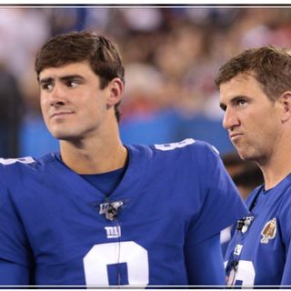 EP 20: ELI MANNING HAS BEEN BENCHED BY THE NEW YORK GIANTS