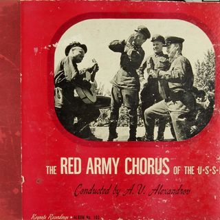 Snowstorm - Red Army Choir of the U.S.S.R.