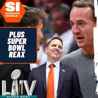 HU #621: Peyton Manning Weighs in on Drew Lock, Broncos' QB Future