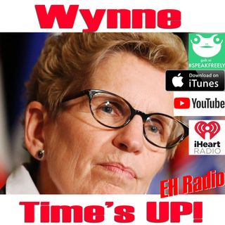 Morning moment Kathleen Wynne times UP! June 5 2018