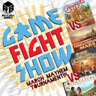 March Mayhem Tournament 2021- Day Seven