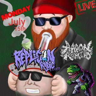 Aaron Romero 7/15/19 Replicon Radio