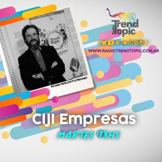 CIJI Empresas - Radio Trend Topic