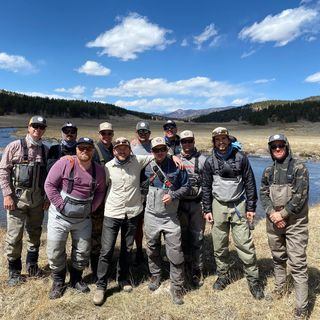 Fishing The Good Fight: Men's Mental Health and Fly Fishing