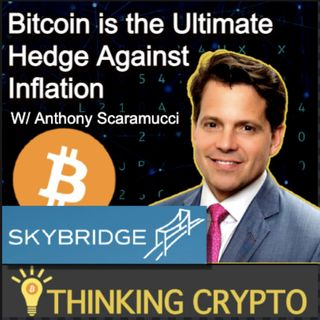 Anthony Scaramucci Interview - Bitcoin's Adoption & Growth, SkyBridge Bitcoin Fund, Tether Bitfinex