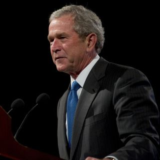 George W. Bush Is A Disgrace To The GOP