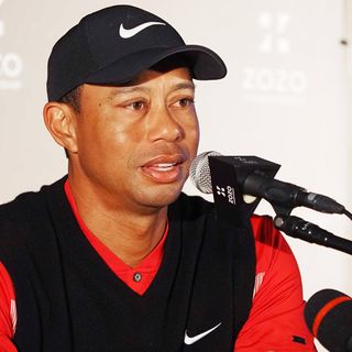 FOL Press Conference Show-Mon Oct 28 (ZOZO-Tiger Woods)