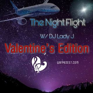 WBRP... The NIght Flight .. (Valentine's Day Edition) #Love  #RnB #OldSchool #70's