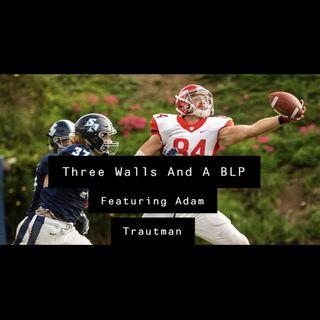 Interview Series Part 2: NFL Prospect Adam Trautman