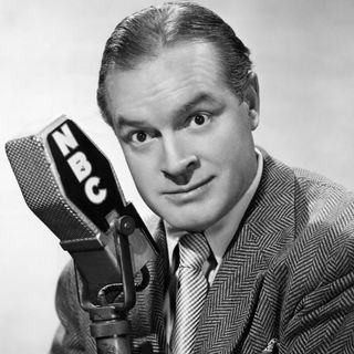 Bob Hope Tries To Get His Radio Contract Renewed