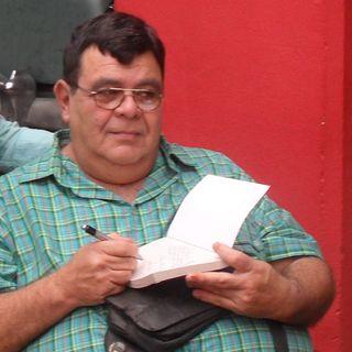 "Título: ""Cantos de caminos"", de Luis Caissés"