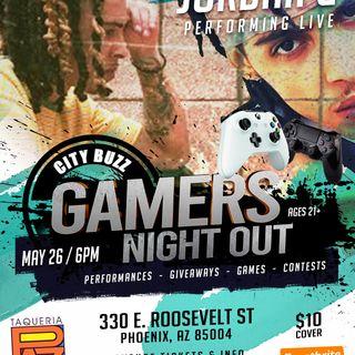 Gamers Night @ Paz Cantina