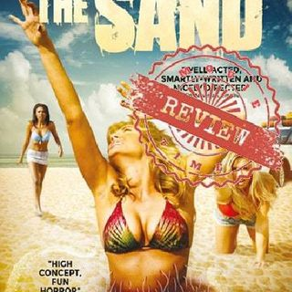 Movie Time - The Sand