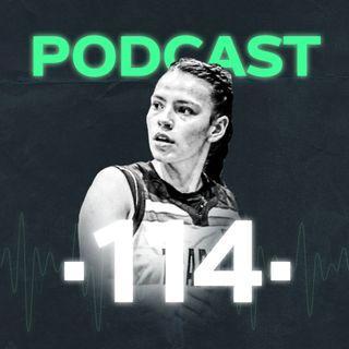 """Podcast #114: Celina Tress, """"Todo lo que puedes creer, lo puedes crear"""". Nayarita en NJCAA"""