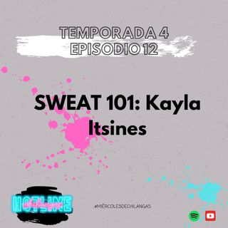 SWEAT 101- Kayla Itsines