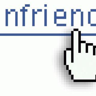 Unfriend me!