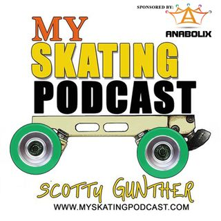 Great return to skating Season 4 episode 24