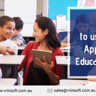 How to use Mobile Apps in the Education field