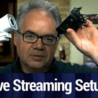 The Best Setup for Live Streaming | TWiT Bits