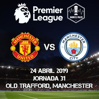 Manchester United vs Manchester City en VIVO