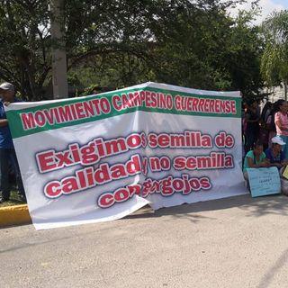 Alistan protestas para recibir a AMLO en Chilapa, Guerrero